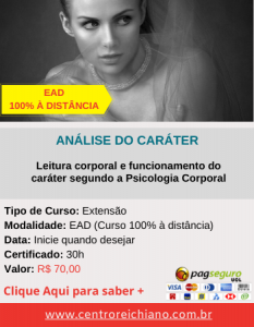 Analise do Carater